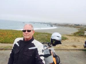 Bodega Bay Selfie