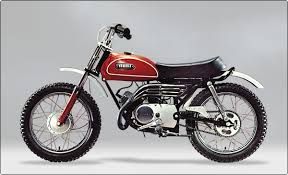 Yamaha Mini Enduro