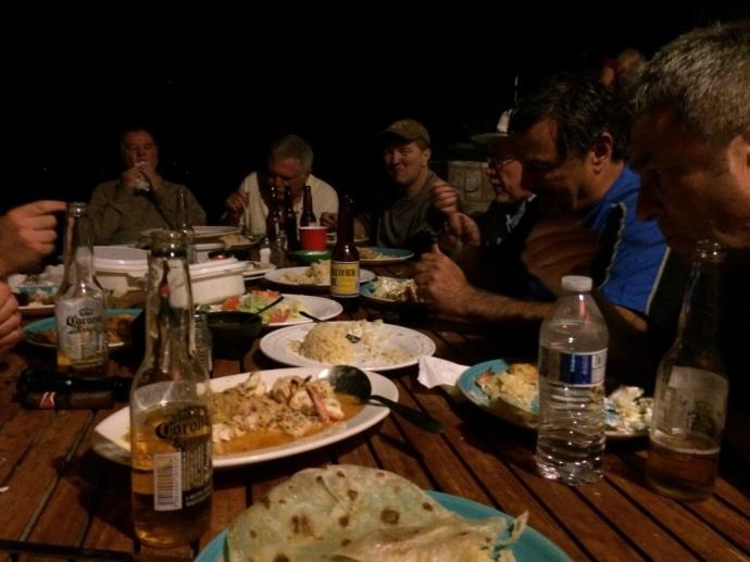 Alfonsina dinner