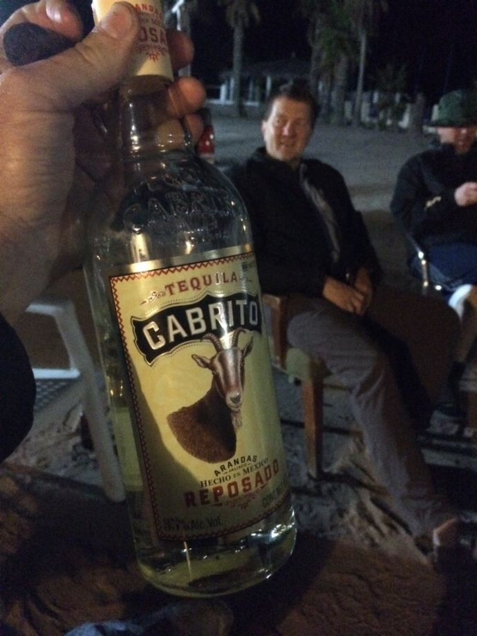 Baja Oasis Tequila
