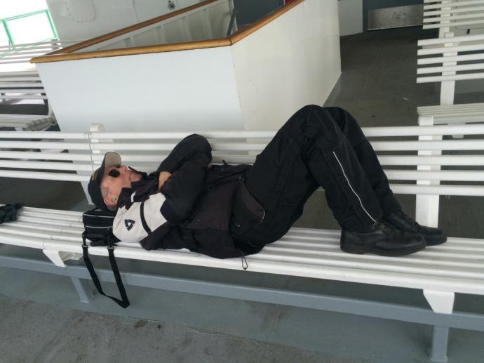 Ferry nap