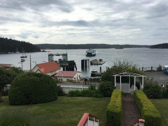 Ferry Orcas