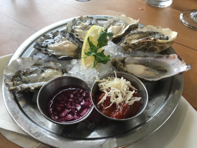 Oysters at Matts SEA